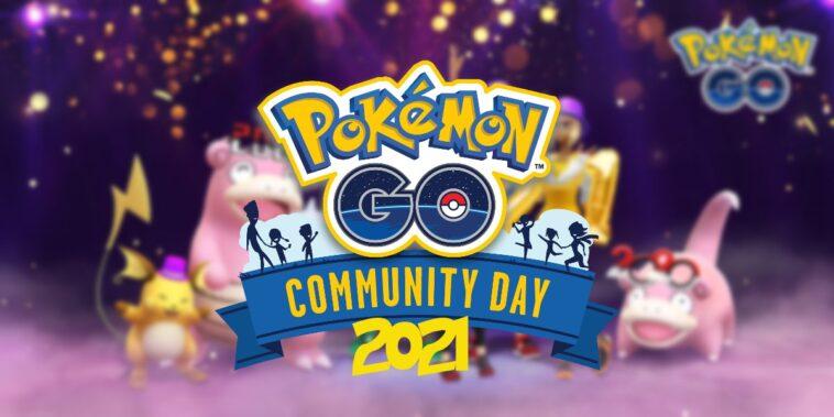 Pokémon Go Guide : November Community Day 2021