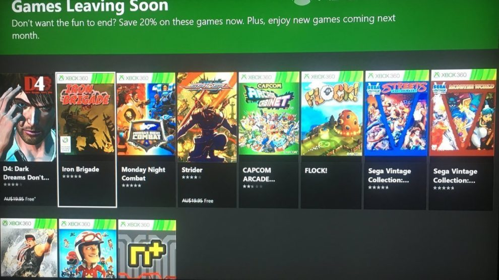 These games are coming to Game Pass soon