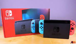 Nintendo Switch a unique console To enjoy anywhere