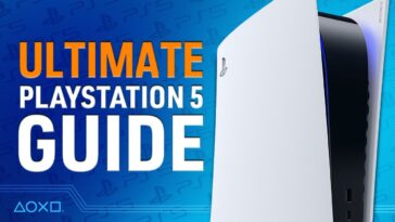 PlayStation 5 Guide