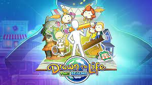 Drawn to Life: Two Realms - Release Date & PC Requirements