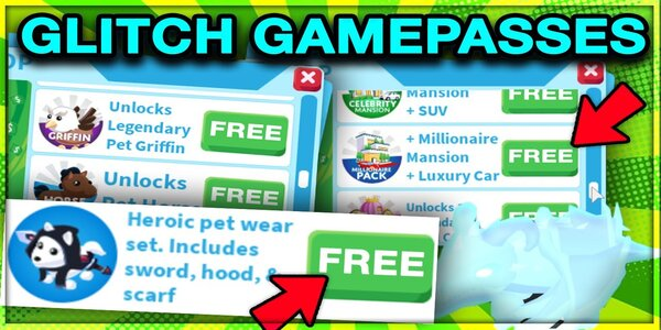 creating a Roblox game & using game passes will help you get free robux easily